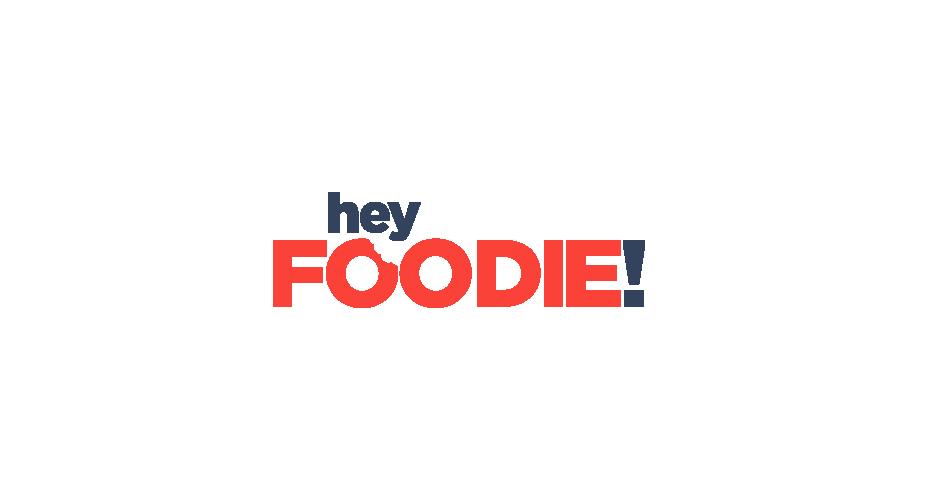 HEY FOODIE logo