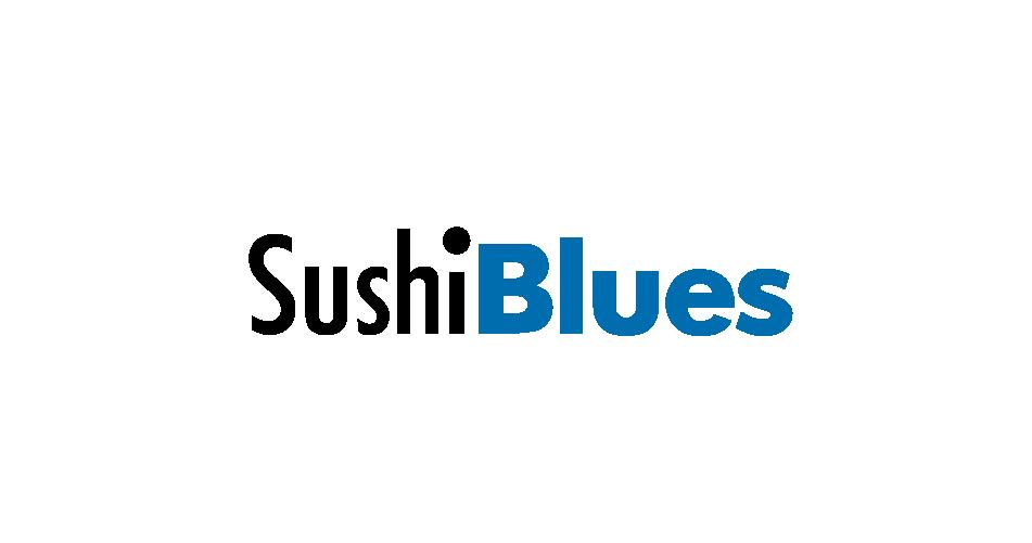 SUSHI BLUES logo